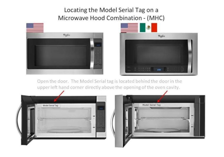 In August 2016 Whirlpool Recalled Several Models Of Its Microwaves With Hood Units This Recall Was Performed Cooperation The U S Consumer