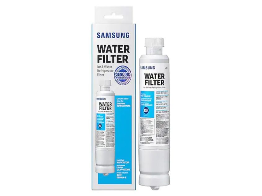 If You Want To Continue Enjoy Clean Cool Water From Your Samsung Refrigerator Then Eventually Will Need Change The Filter