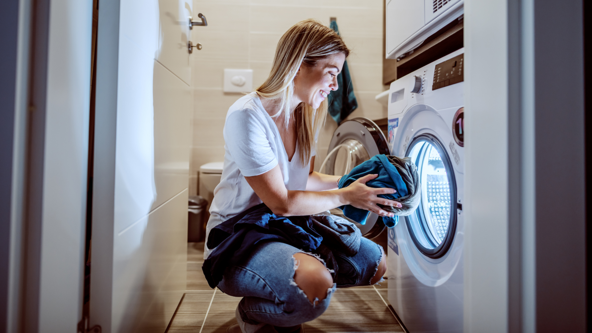 """Featured image for """"LG Washing Machine Leaking? How to Fix It"""""""